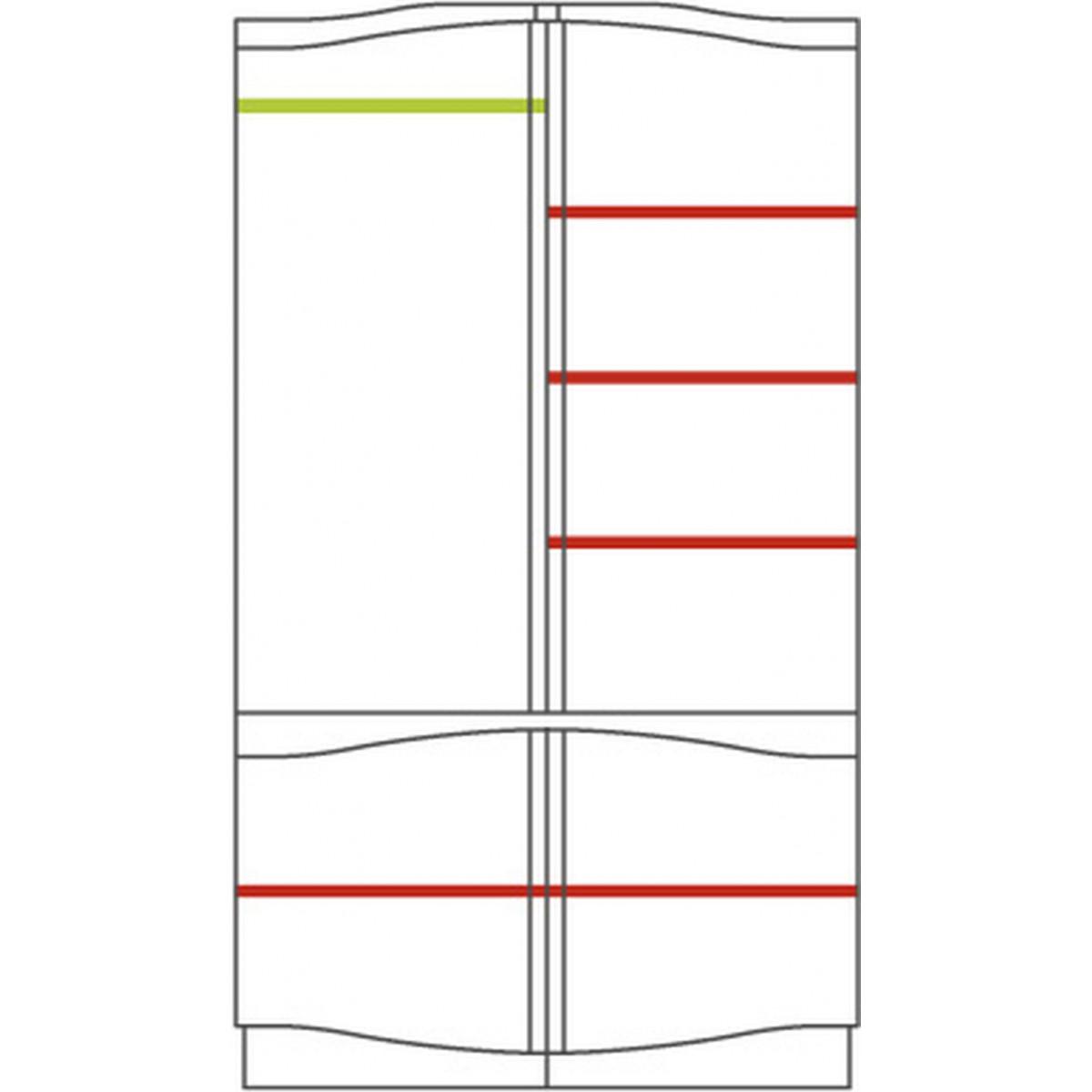Diuna Szafa 2D duża