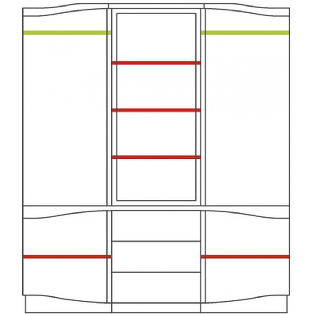 Diuna Szafa III duża