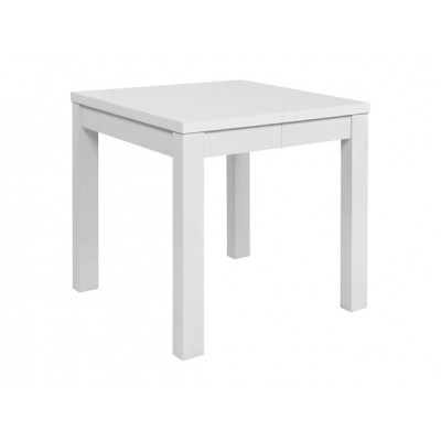 Stół Baklawa biały alpejski