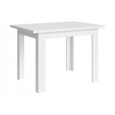 Stół 110/75 biały alpejski