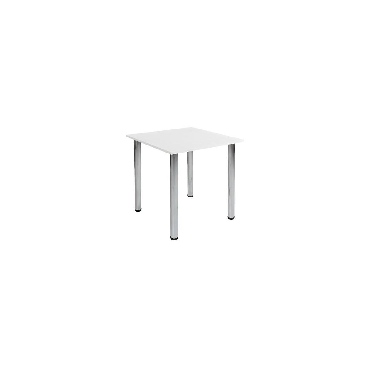 Stół Mikla biały alpejski