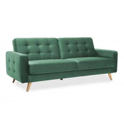 Sofa Nappa zielona