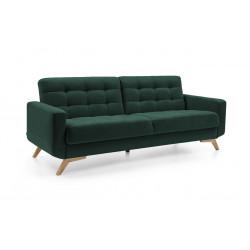 Sofa 3F Fiord zielona