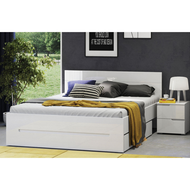 Szuflada do łóżka 140 Selene 34
