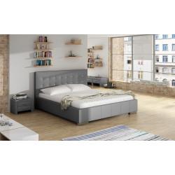Łóżko tapicerowane 140 x...