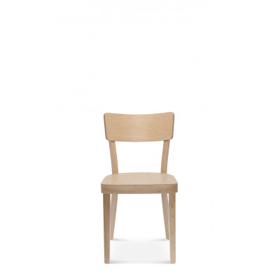 Krzesło Solid A-9449 Dąb