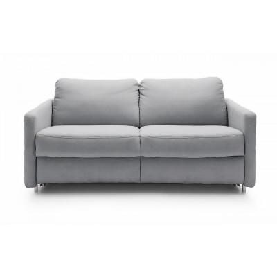 Sofa 2(160)FF Ema Szara