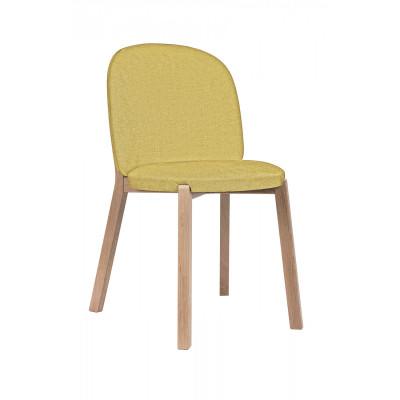 Krzesło Dot Żółte