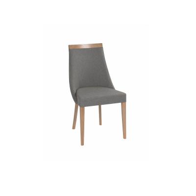 Krzesło Swing Dąb Szare