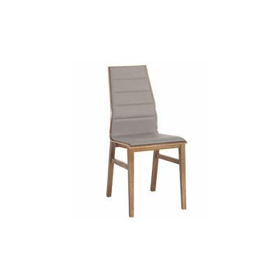 Linea II krzesło dąb ambra...