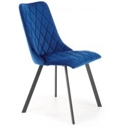 K450 krzesło granatowe