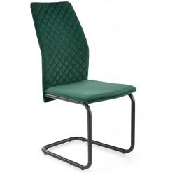 K444 krzesło ciemno zielone