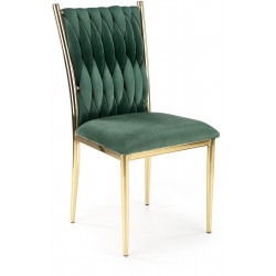 K436 krzesło ciemno zielone...