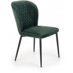 K399 krzesło ciemno zielone
