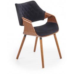 K396 krzesło orzechowy /...