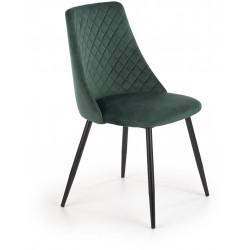 K405 krzesło ciemno zielone