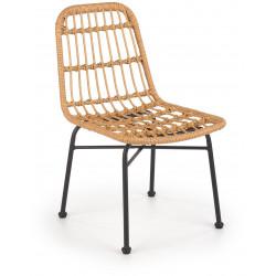 K401 krzesło rattanowe...