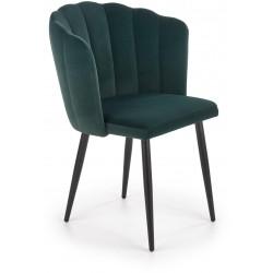 K386 krzesło ciemno zielone