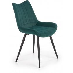 K388 krzesło ciemno zielone