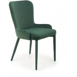 K425 krzesło ciemny zielony