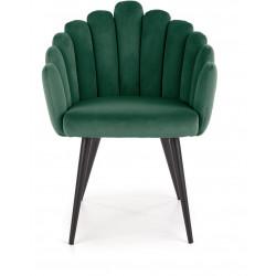 K410 krzesło ciemno zielone...