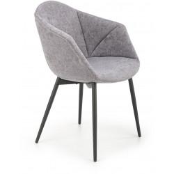 K420 krzesło popielaty