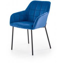 Krzesło K305 granatowe