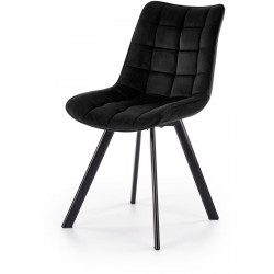 K332 krzesło czarne