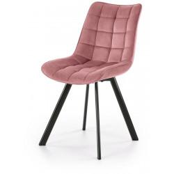 K332 krzesło różowe