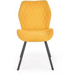 K360 krzesło musztardowy