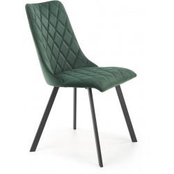 K450 krzesło ciemny zielony