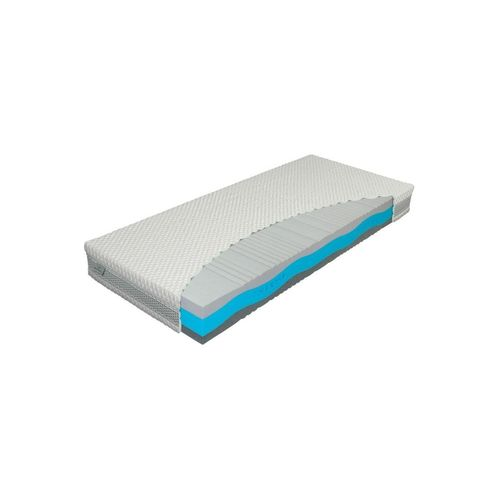 Materac z Pianą Termoelastyczną Thermo Silver 70-90x200 Materasso