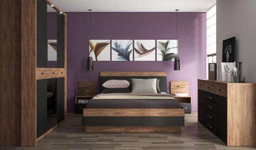 Monaco Meble do sypialni i zestawy sypialniane