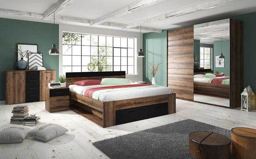 Beta (dąb monastery) Meble do sypialni i zestawy sypialniane