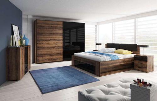 Galaxy - sypialnia Meble do sypialni i zestawy sypialniane