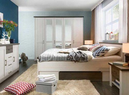 Luca Meble do sypialni i zestawy sypialniane