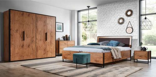 Loft Meble do sypialni i zestawy sypialniane