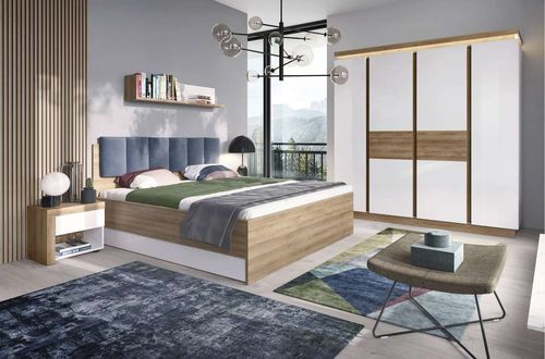 Lyon sypialnia Meble do sypialni i zestawy sypialniane