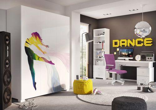 Dance Colour Meble dziecięce i zestawy mebli do pokoju dziecka