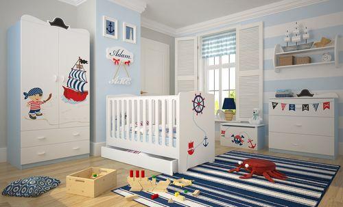 Pirate Meble dziecięce i zestawy mebli do pokoju dziecka